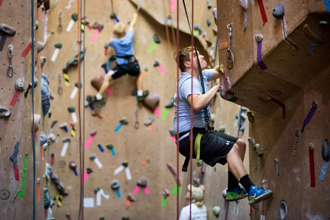 Prairie Walls Climbing Gym Rochester MN