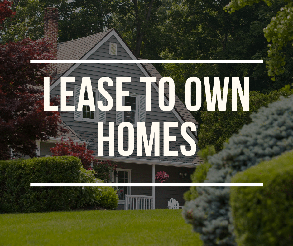 Lease To Own Homes in Stockton