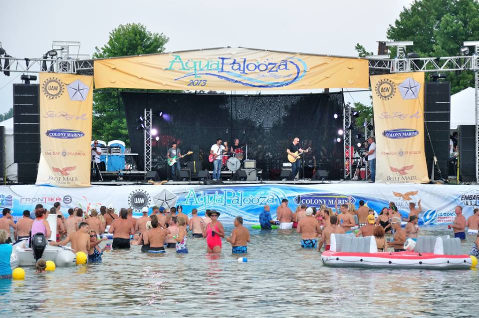 Aquapalooza Stage