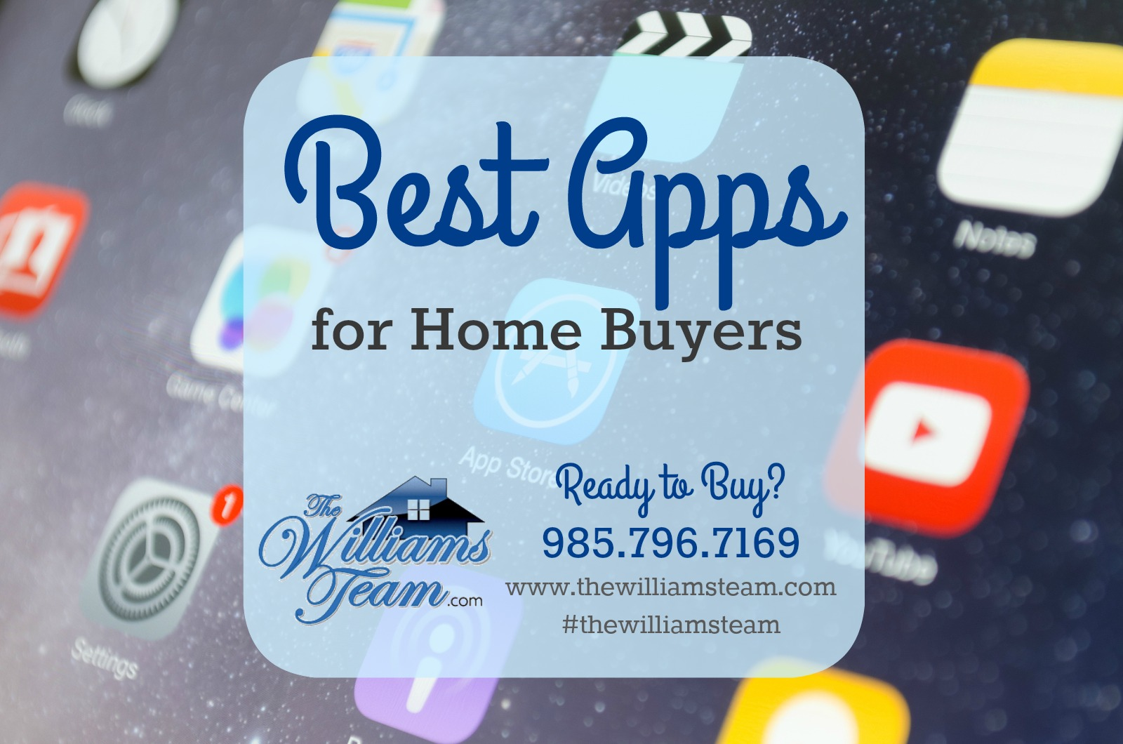 best apps for home buyers