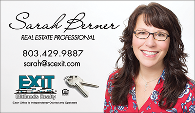 Sarah Berner 803-429-9887