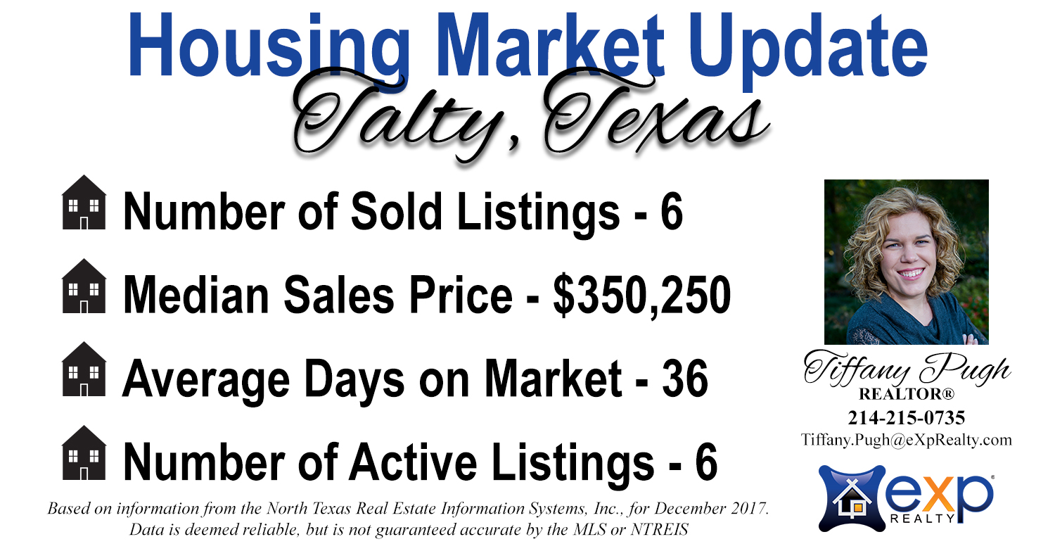 Homes for sale Talty TX