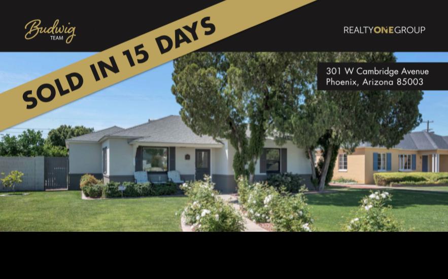 301 W Cambridge Ave, Phoenix AZ 85003