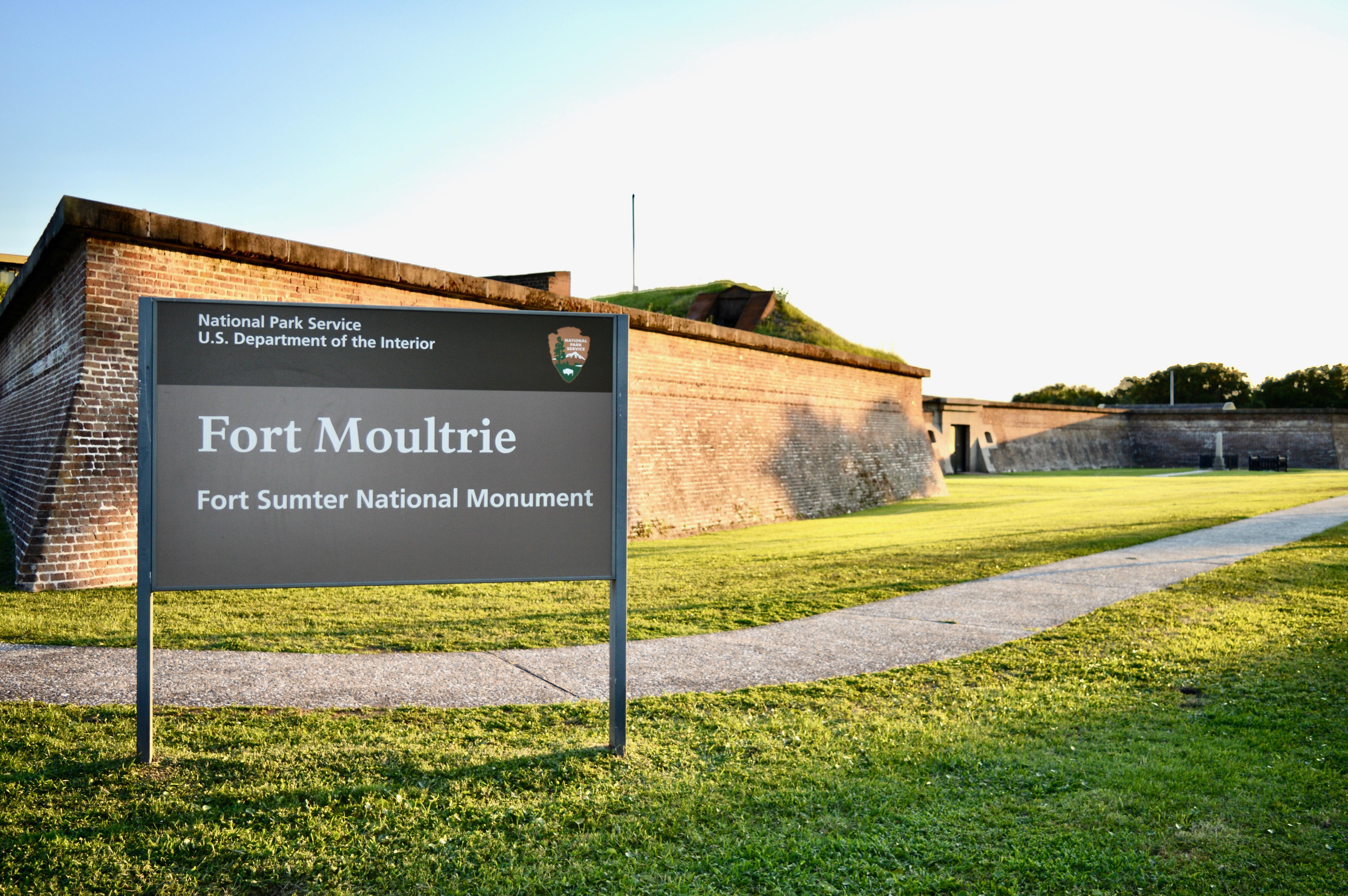 Fort Moultrie, Sullivans Island