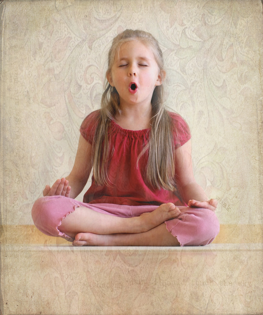 it's great to start yoga young says Beth Ellyn Rosenthal, eXp Realty