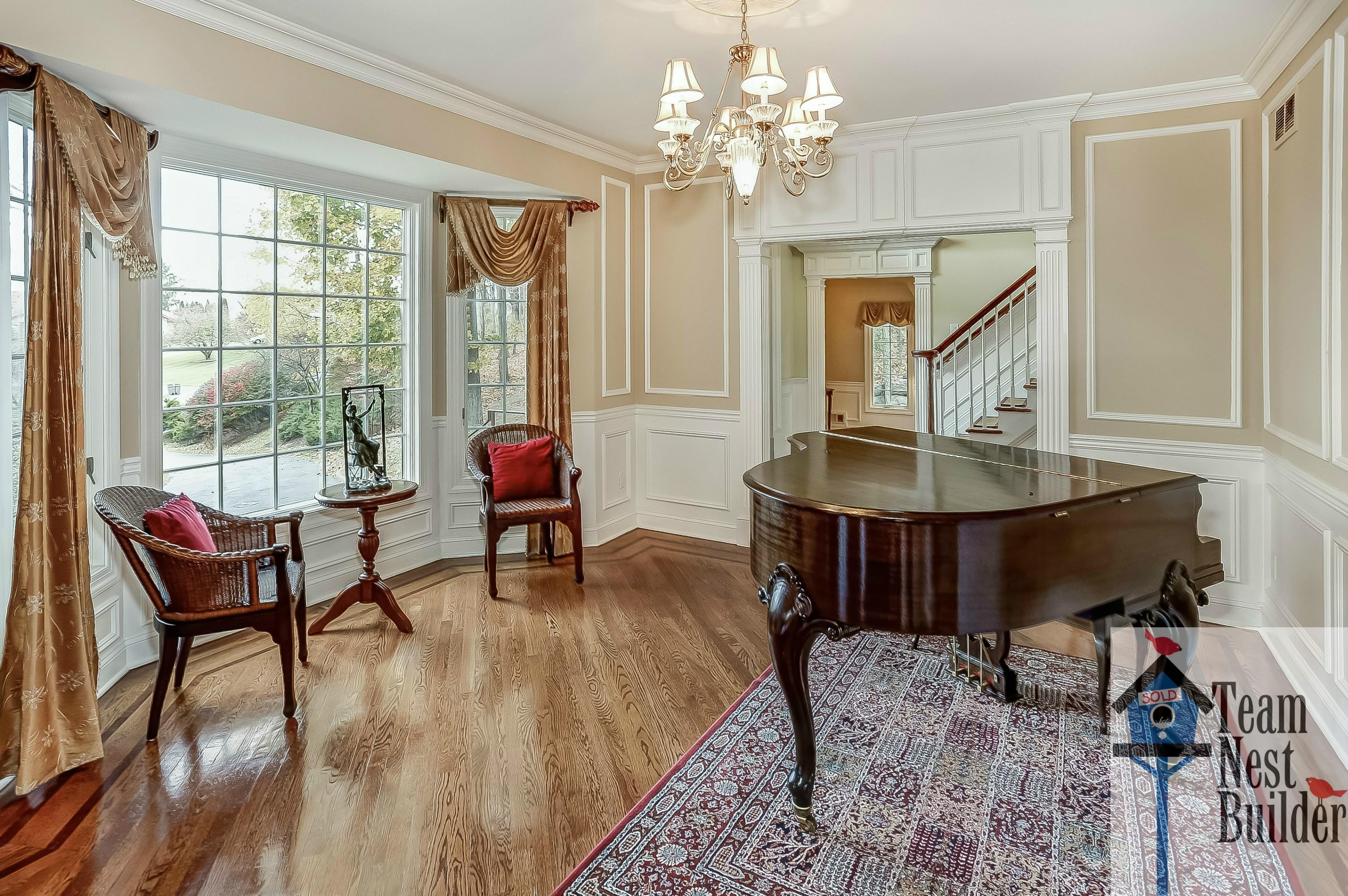 4 Lambert Formal Dining Room