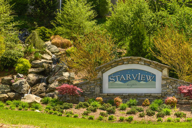 Starview Heights Entry