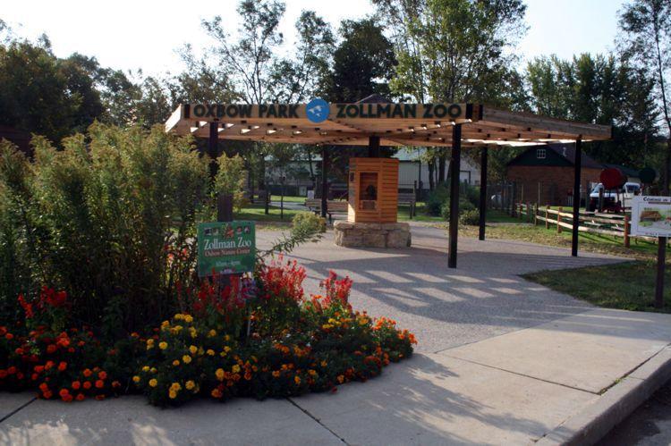 Oxbow Park Zollman Zoo in Byron Minnesota
