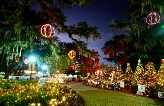 Best Christmas Activities In And Around Nola