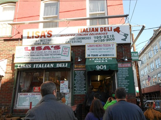 Lisa's Deli