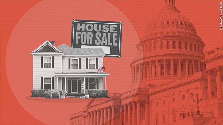 Tax Reform Bill / Home Values