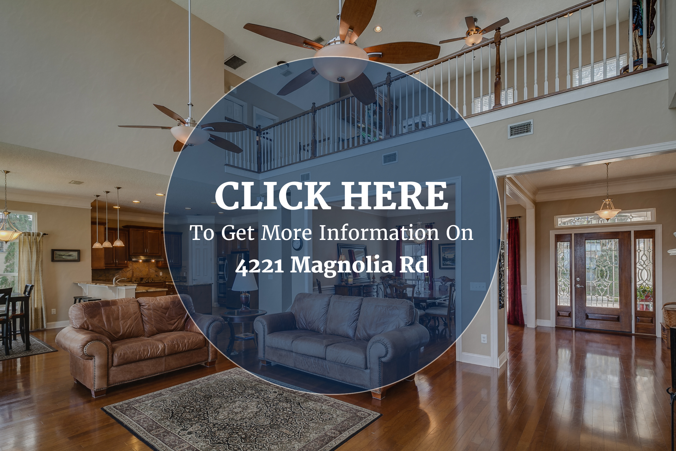 Magnolia Rd Home for sale Doctors Lake