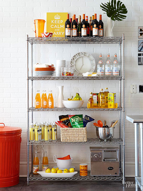 Freestanding Pantry
