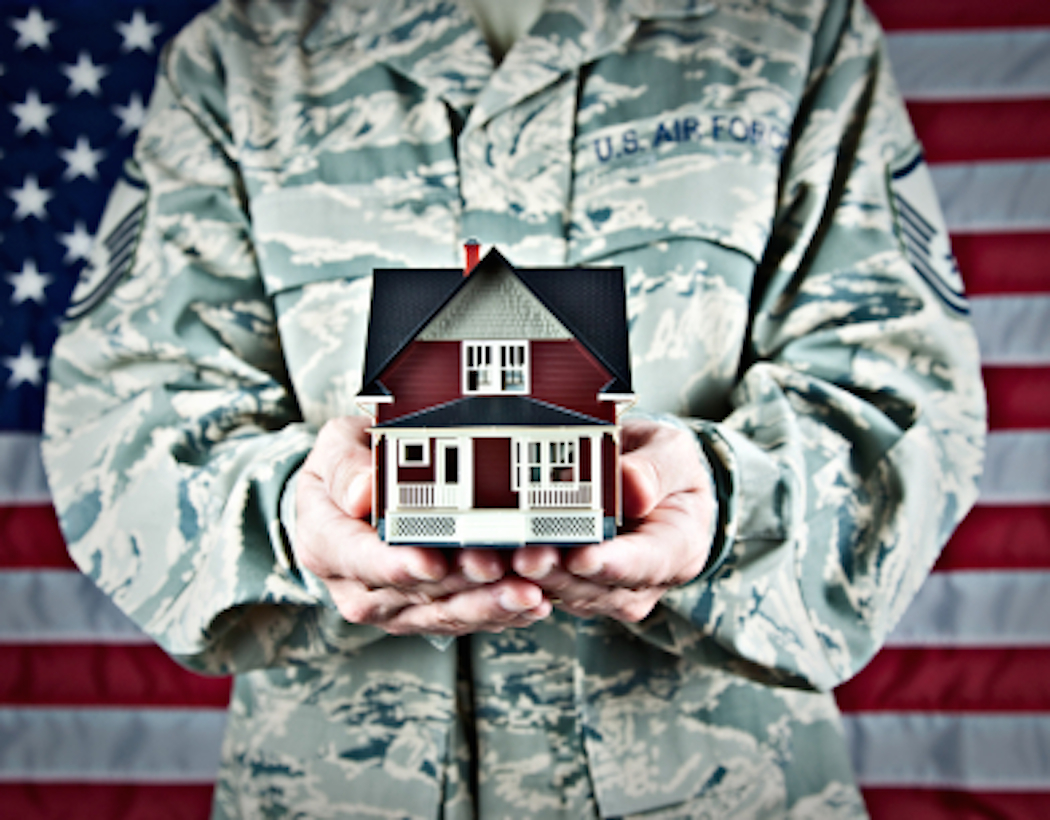 Military Hero Purchases a Home in Oceanside