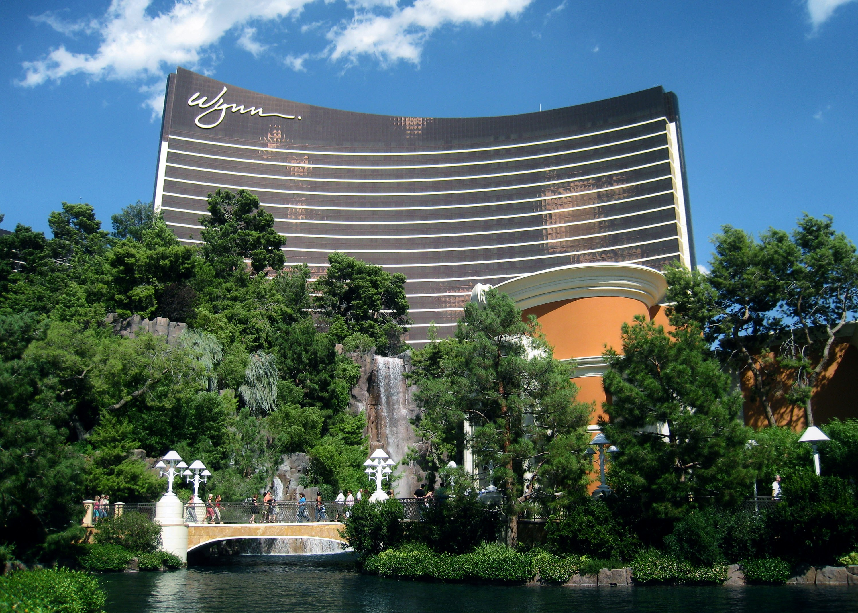 The Wynn now has FREE parking if you spend $50 says BETH Ellyn Rosenthal, eXp Realty