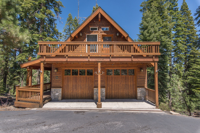 Custom Mountain Home
