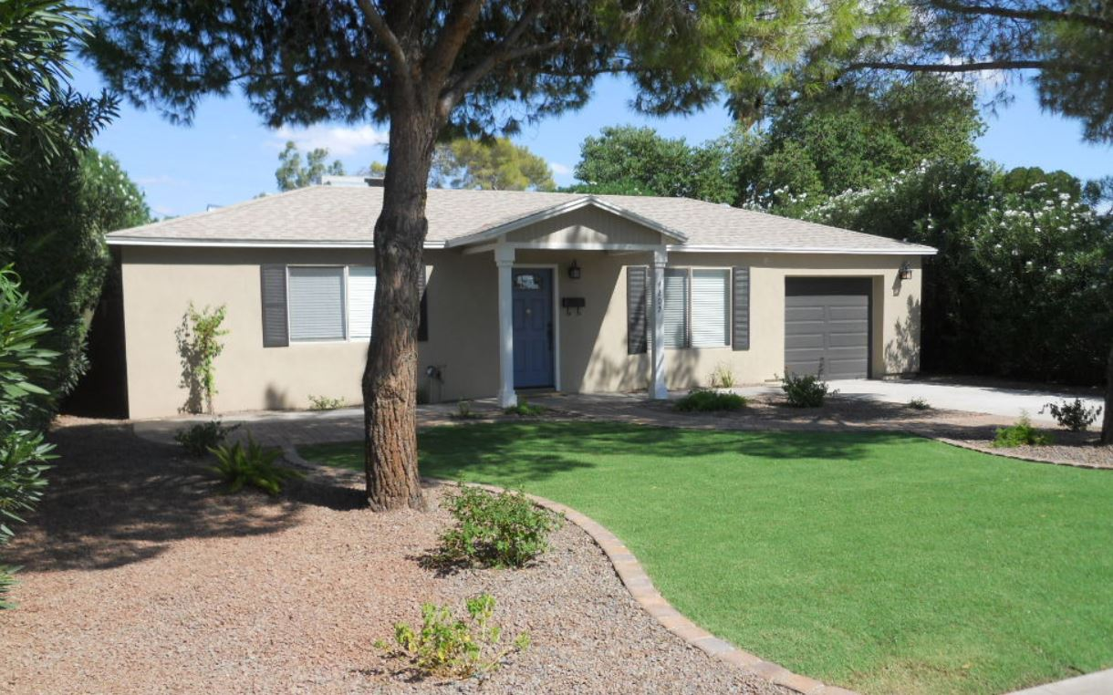 phoenix az off market single family home