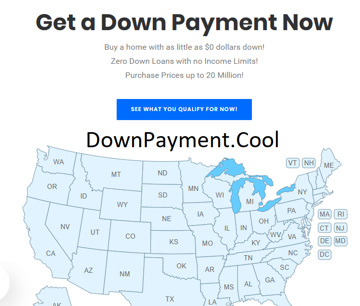 Down Payment Assistance and First Time Buyer Loans