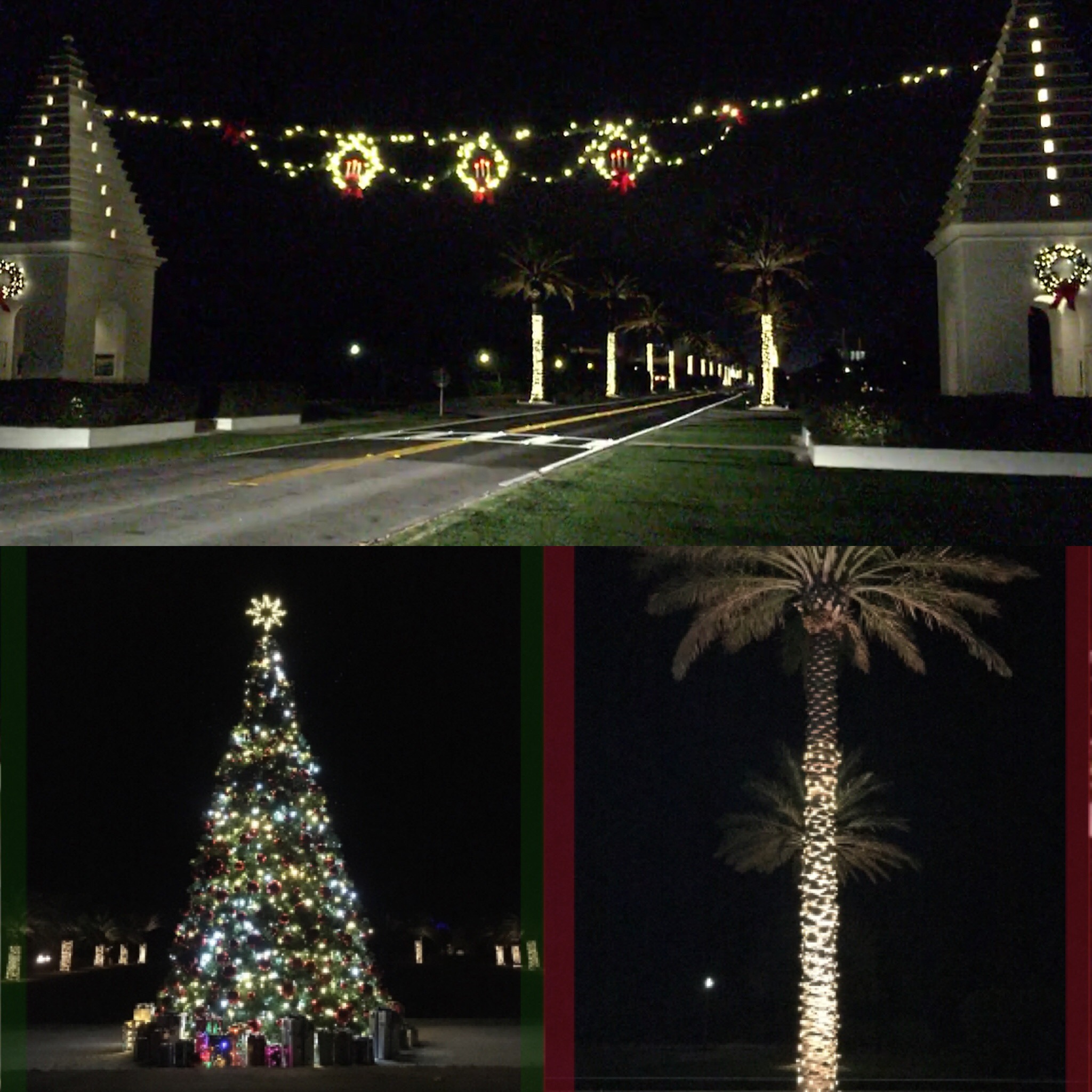 Alys Beach Christmas