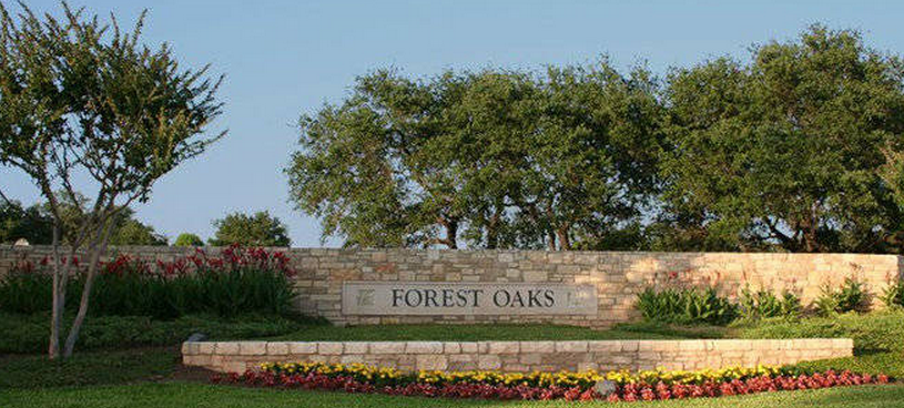 Forest Oaks of Cedar Park TX