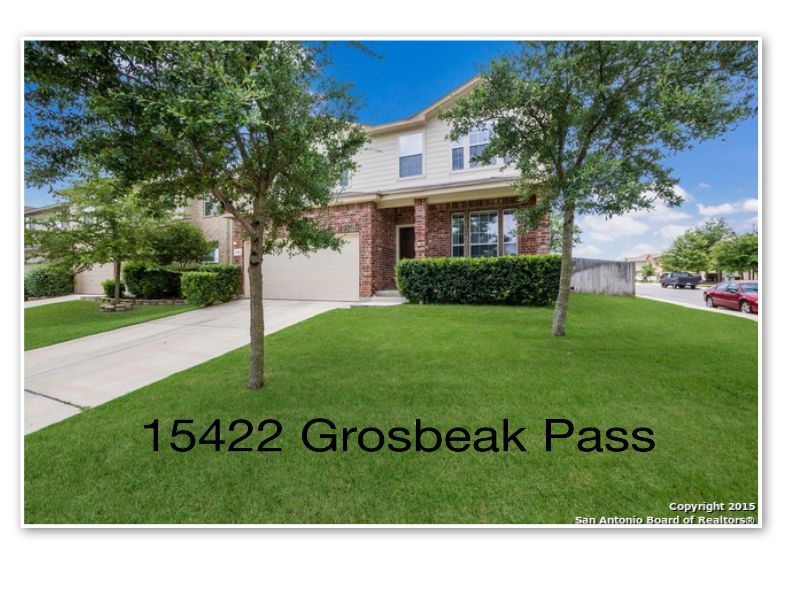15422 Grosbeak Pass