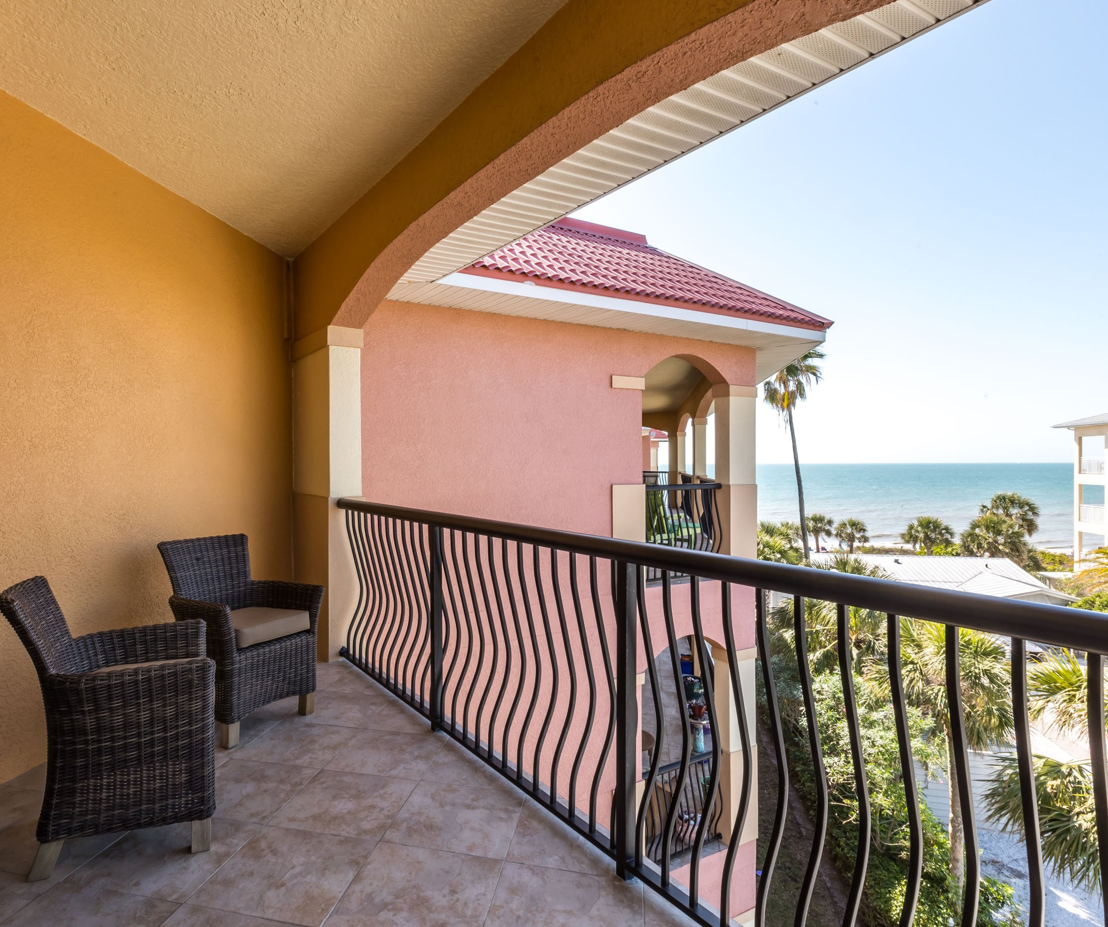 Ocean Front Penthouse Indian Rock Beach