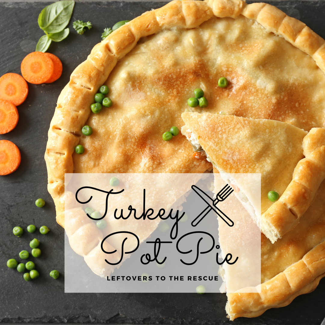Meghan's Turkey Pot Pie