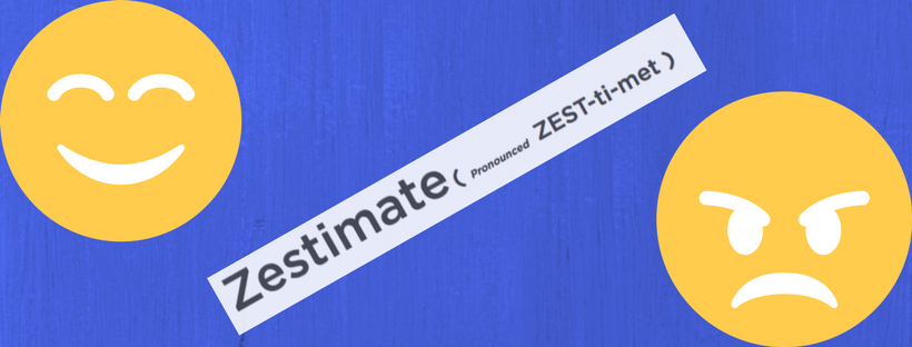 Are you happy with your Zestimate?