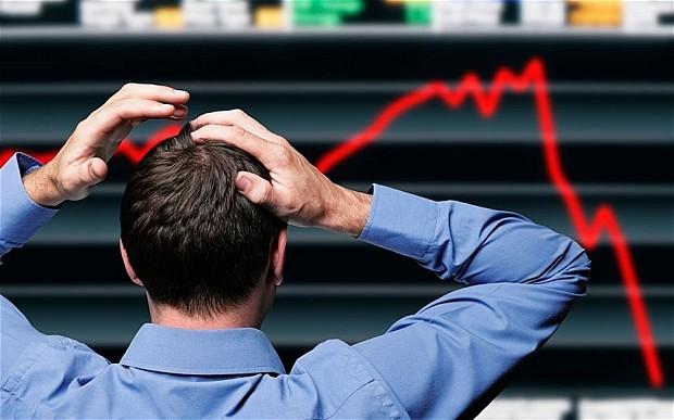 Fears rise in Stock Market