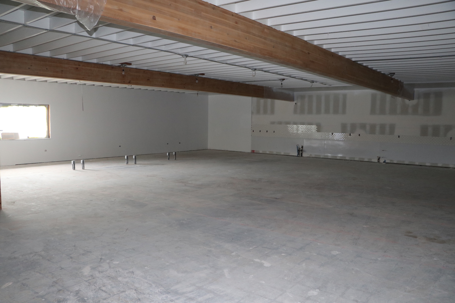 A blank canvas ready