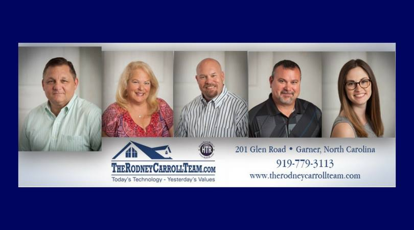 The Rodney Carroll Team