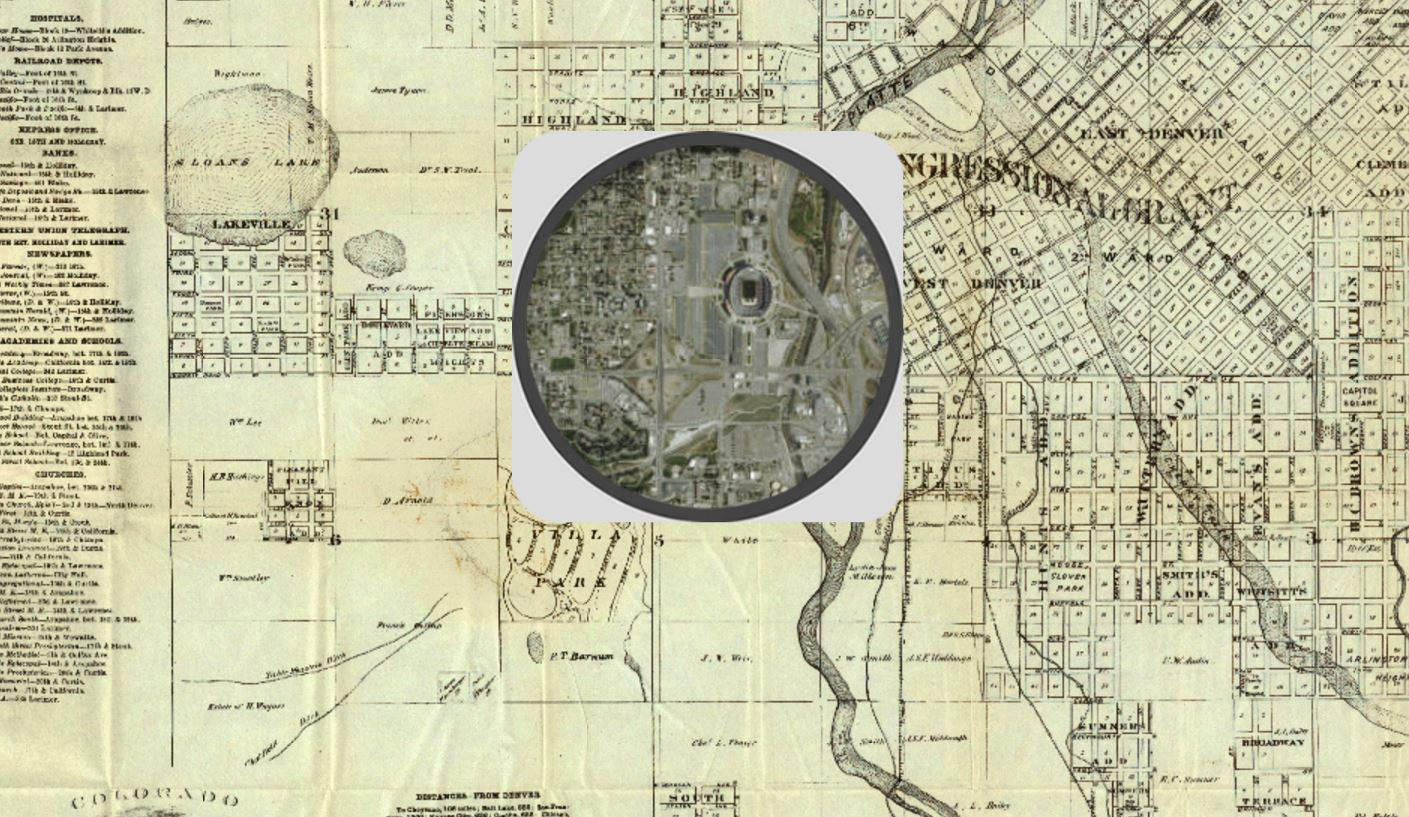 Image map comes from the David Rumsey Map Collection.