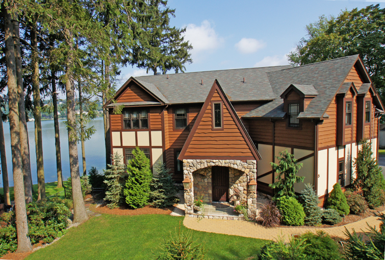 Loving this Lake Mohawk waterfront home? Find one like it--click this picture!