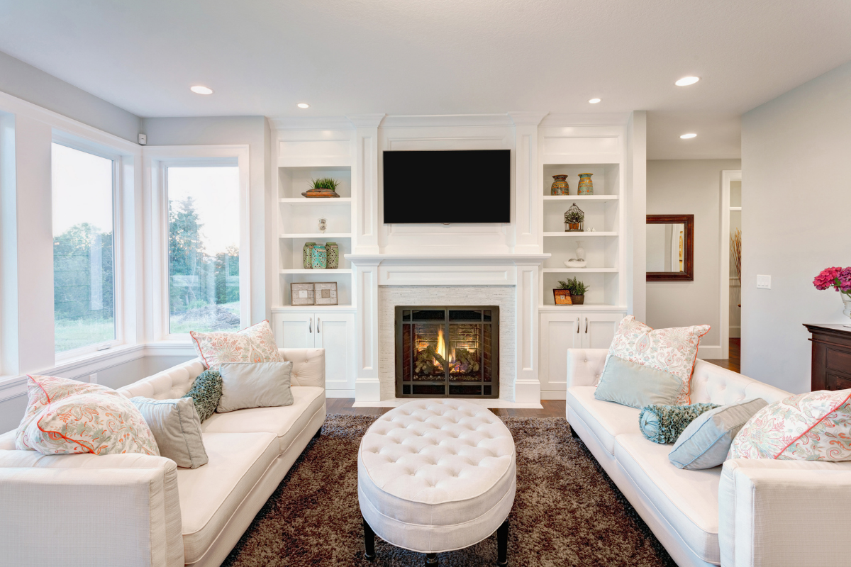 Staging Your Living Room To Sell Your Home