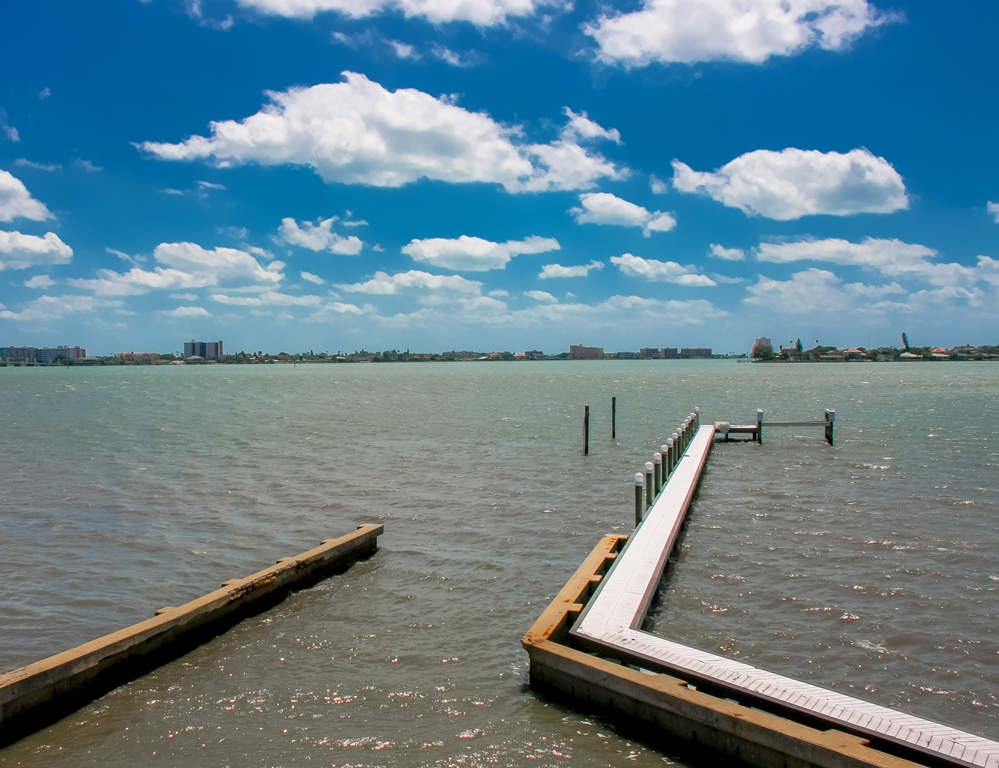 Dock off Park Street- Land Sold by The Sandy Hartmann Group