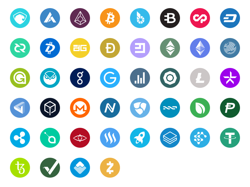 Cryptocurrency Brands