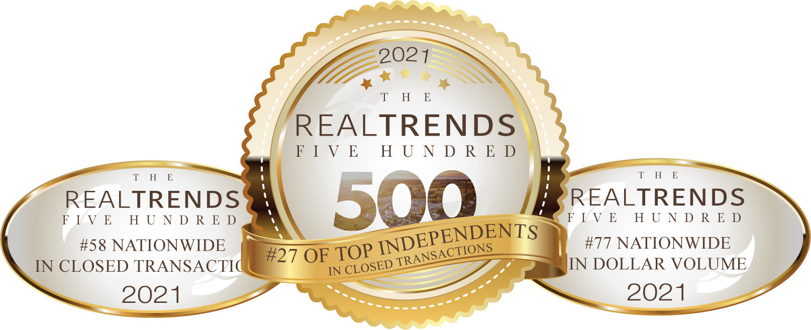 2021 Real Trends Awards