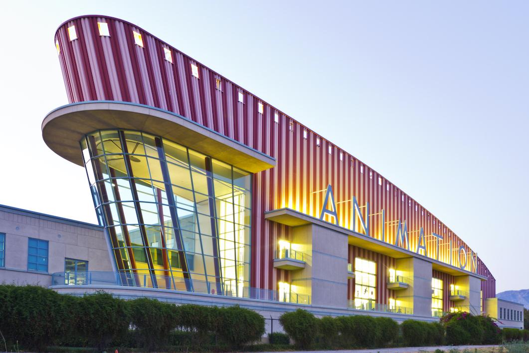 Building in Eagle Rock