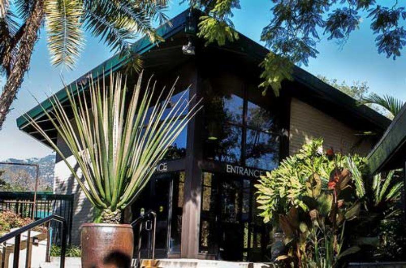 Building in San Gabriel Valley