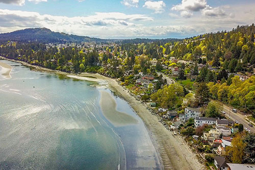 Search Saanich, BC Homes For Sale