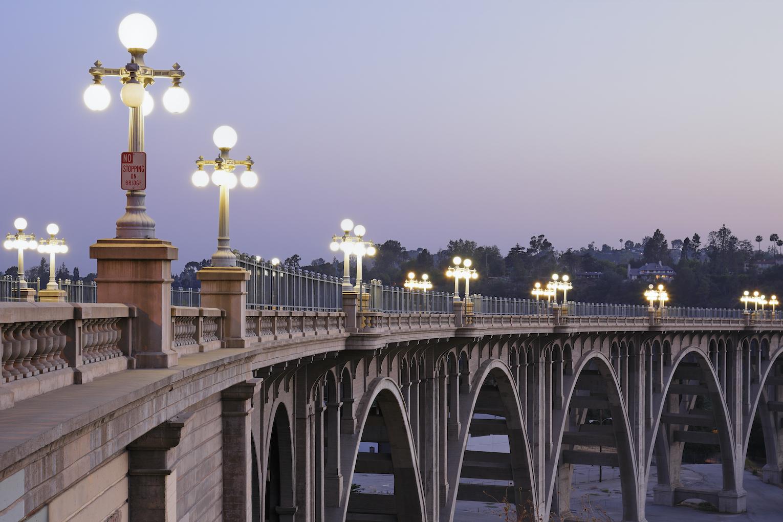 Bridge in Pasadena