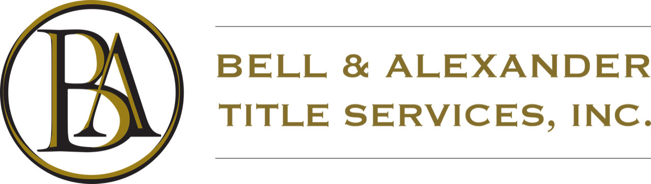 Bell and Alexander Title Logo