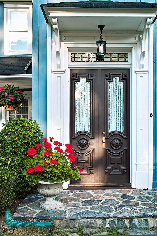 image of front door