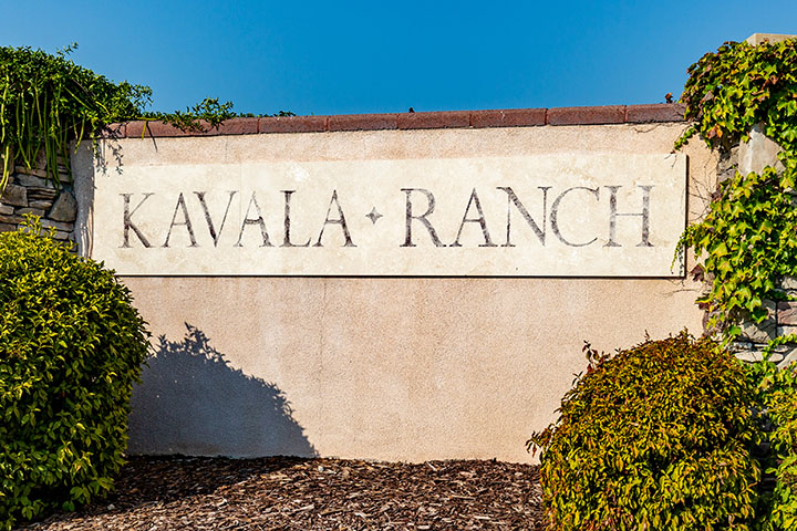 Search Kavala Ranch Homes For Sale