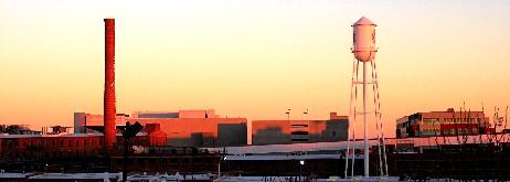 Downtown Durham Skyline