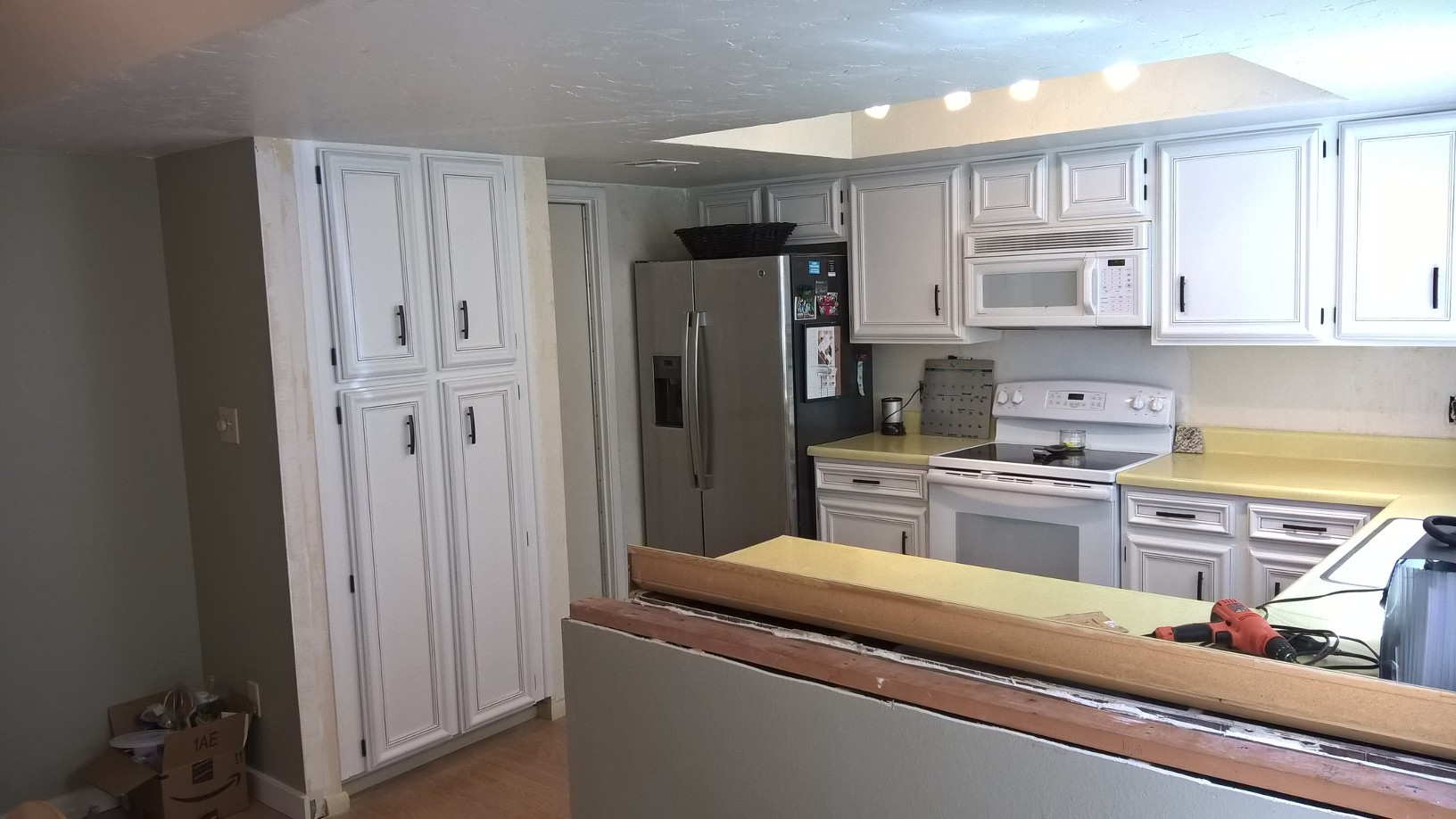 Kitchent In Progress