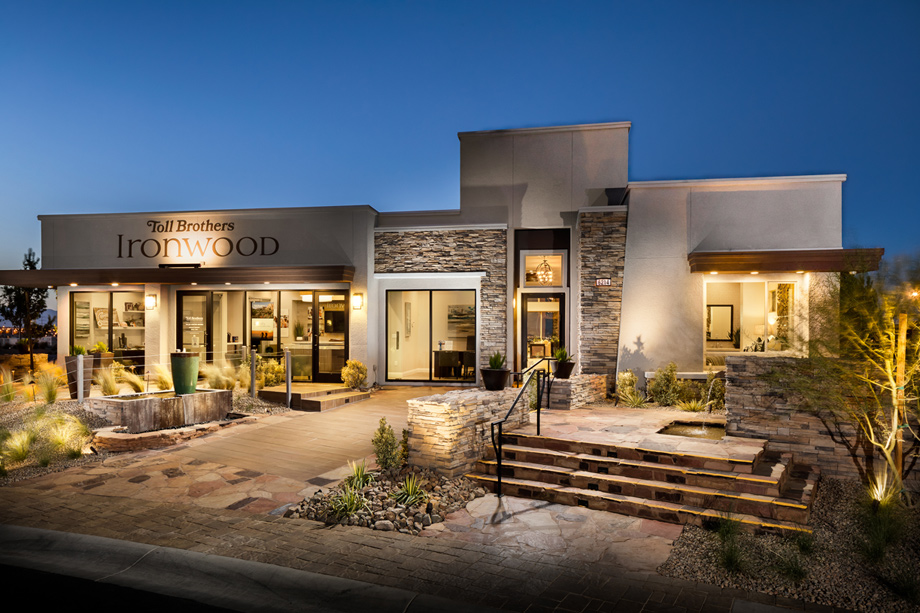 Homes For Sale Summerlin The Jade By Toll Brothers