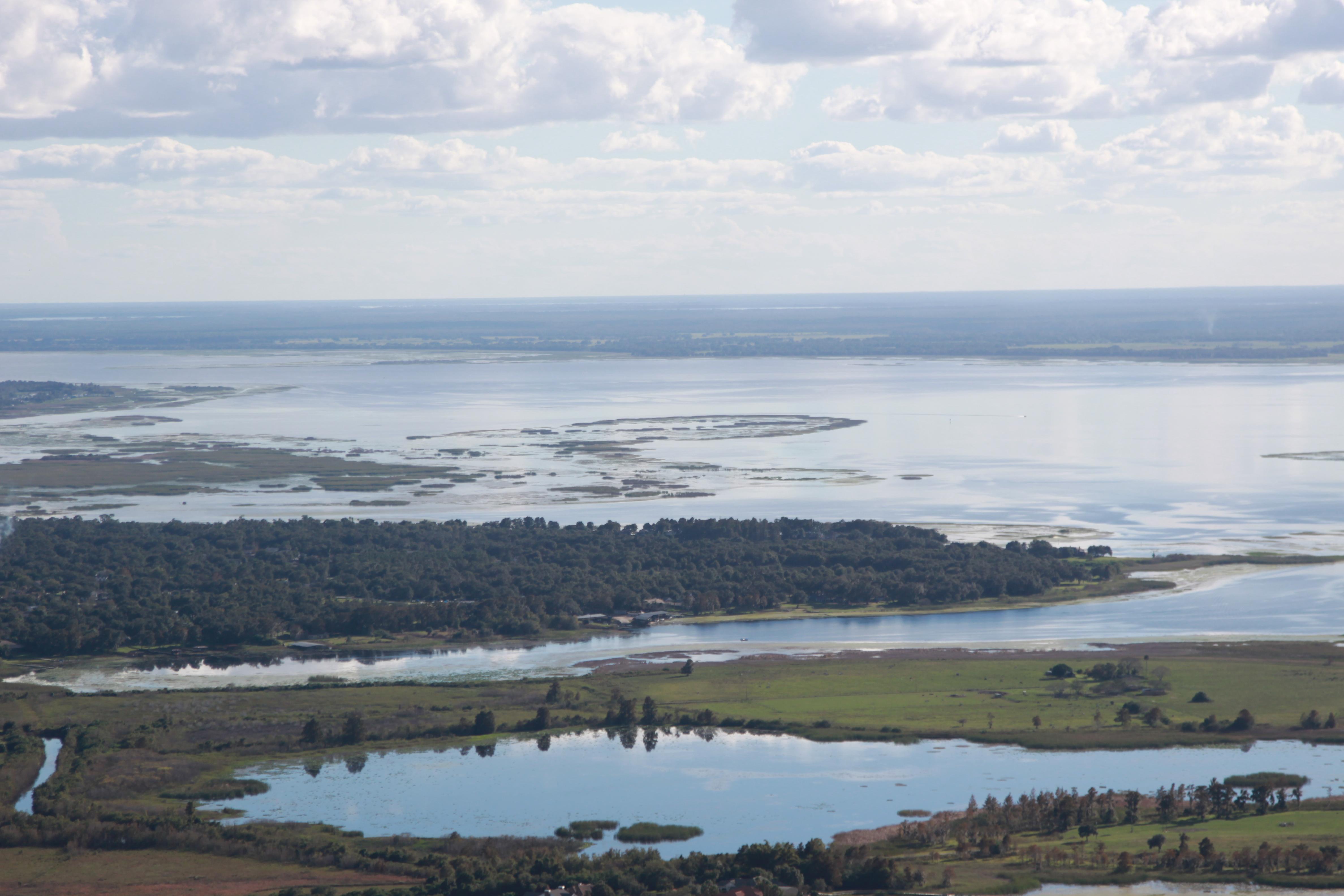 Lake Toho Kissimmee Florida