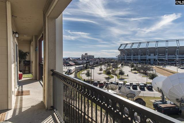 View of Williams Brice Stadium