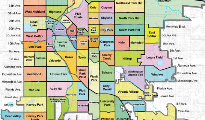 <a href='http://www.denverhomesearchnow.com/index.php?types[]=1&types[]=2&areas[]=city:Denver&beds=0&baths=0&min=0&max=100000000&map=0&quick=1&submit=Search' title='Search Properties in Denver'>Denver</a> Neighborhoods